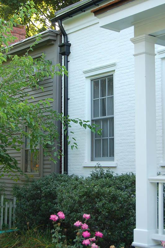 Historical Gutter Installation in Saratoga Springs