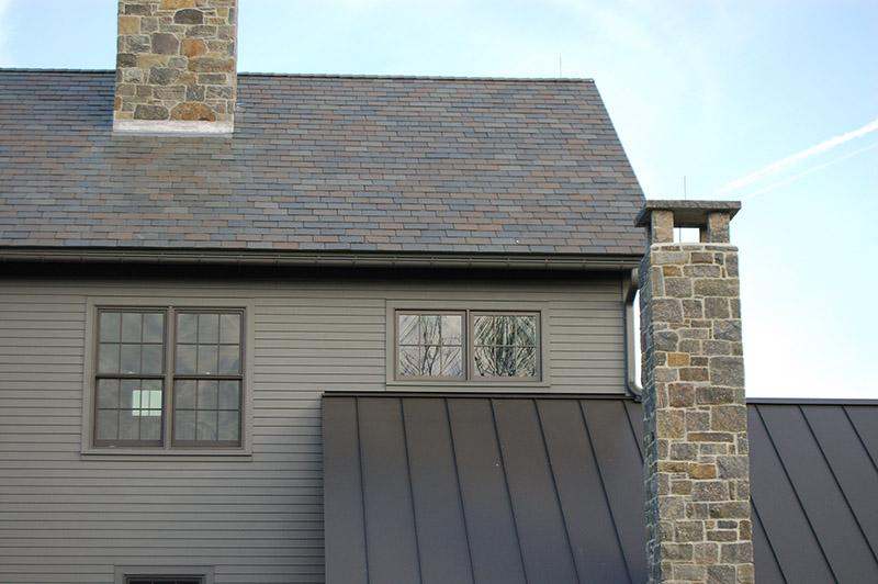 Northeast Seamless Gutter Co Half Round