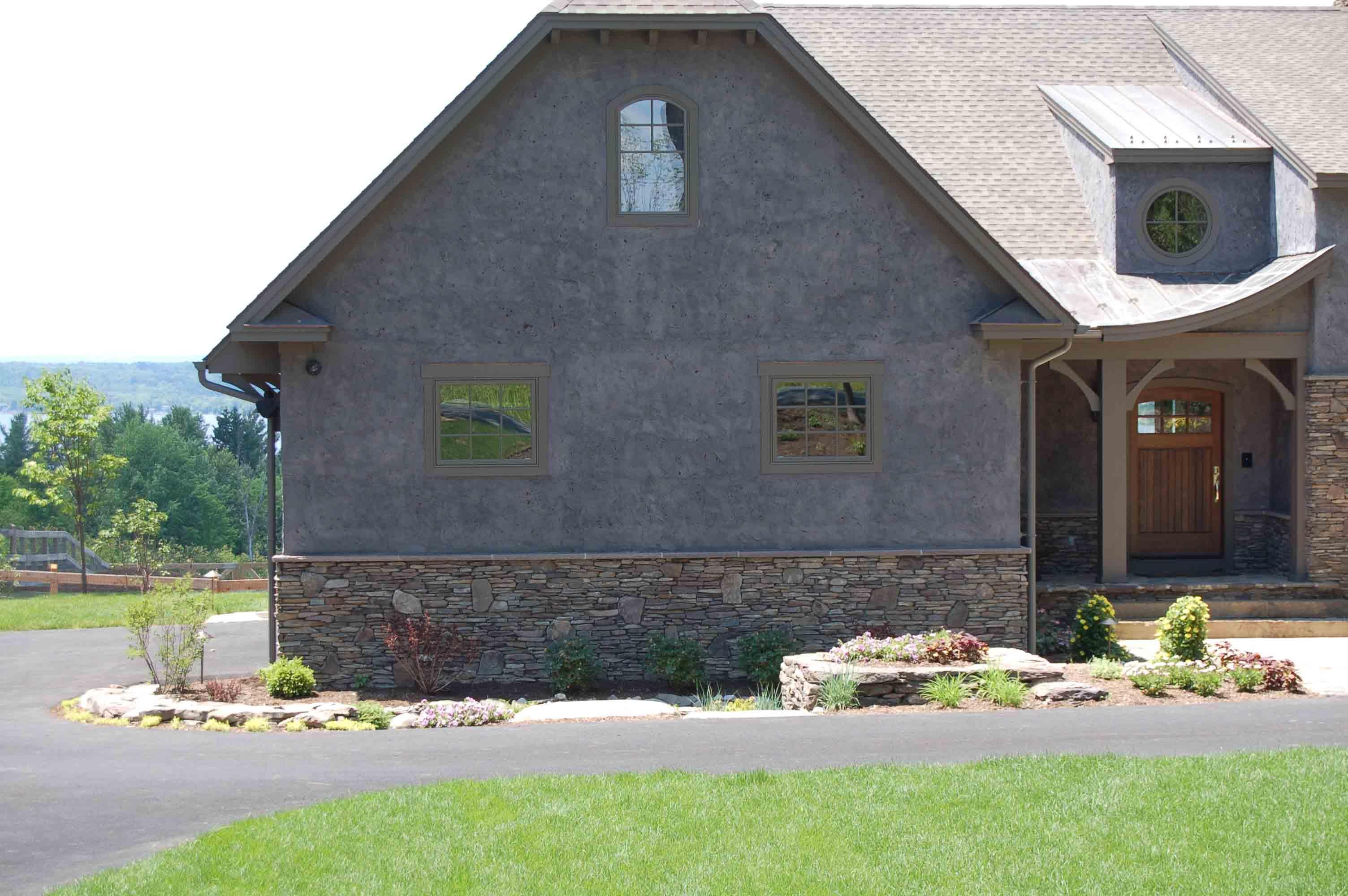 Northeast Seamless Gutter Co Residential Seamless Gutters