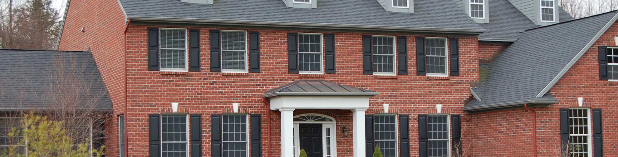 Seamless gutters in Clifton Park